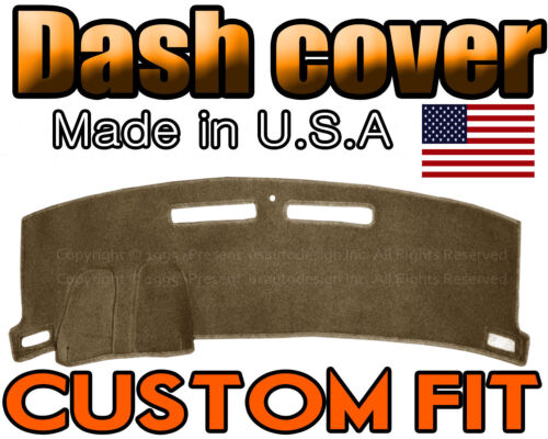 TAUPE fits 2010-2015  CHEVROLET  CAMARO  DASH COVER MAT DASHBOARD PAD
