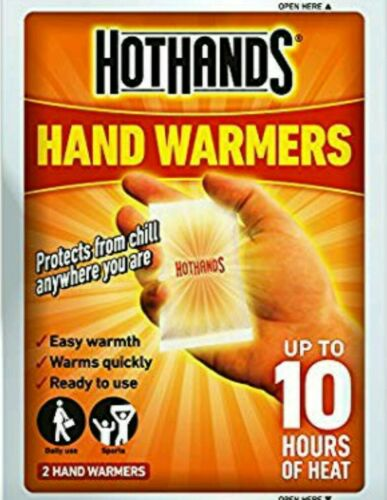 Hot Hands Hand Warmers Warmers HotHands Packs