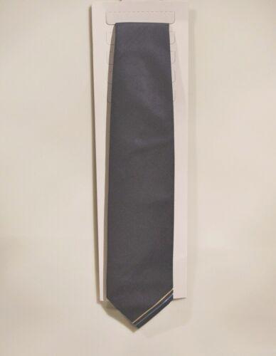 GUCCI Vintage Classic Blue Neck Tie - Striped Wov… - image 1
