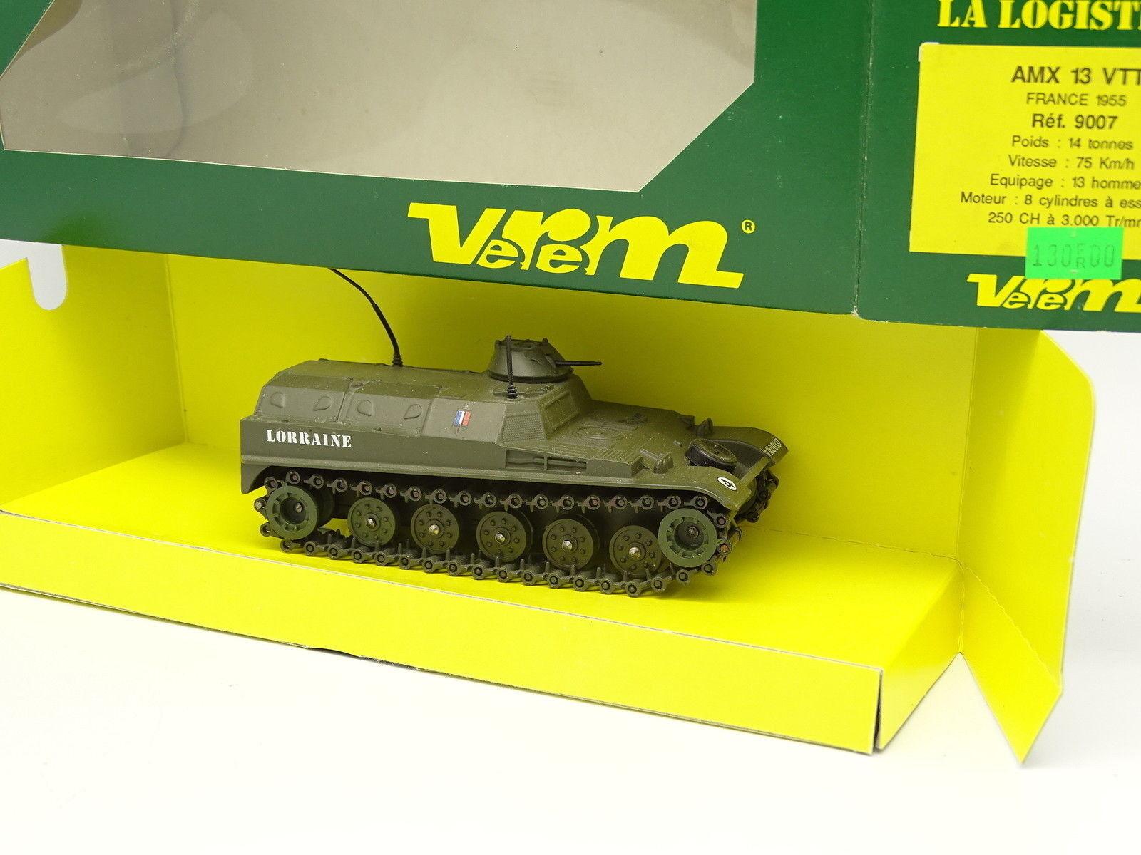 Verem Militaire Armée 1 50 - Char Tank AMX 13 VTT France 1955