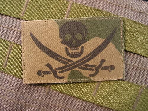 US ciras SEAL USA Patch Velcro CALICO JACK Camouflage CENTRE EUROPE