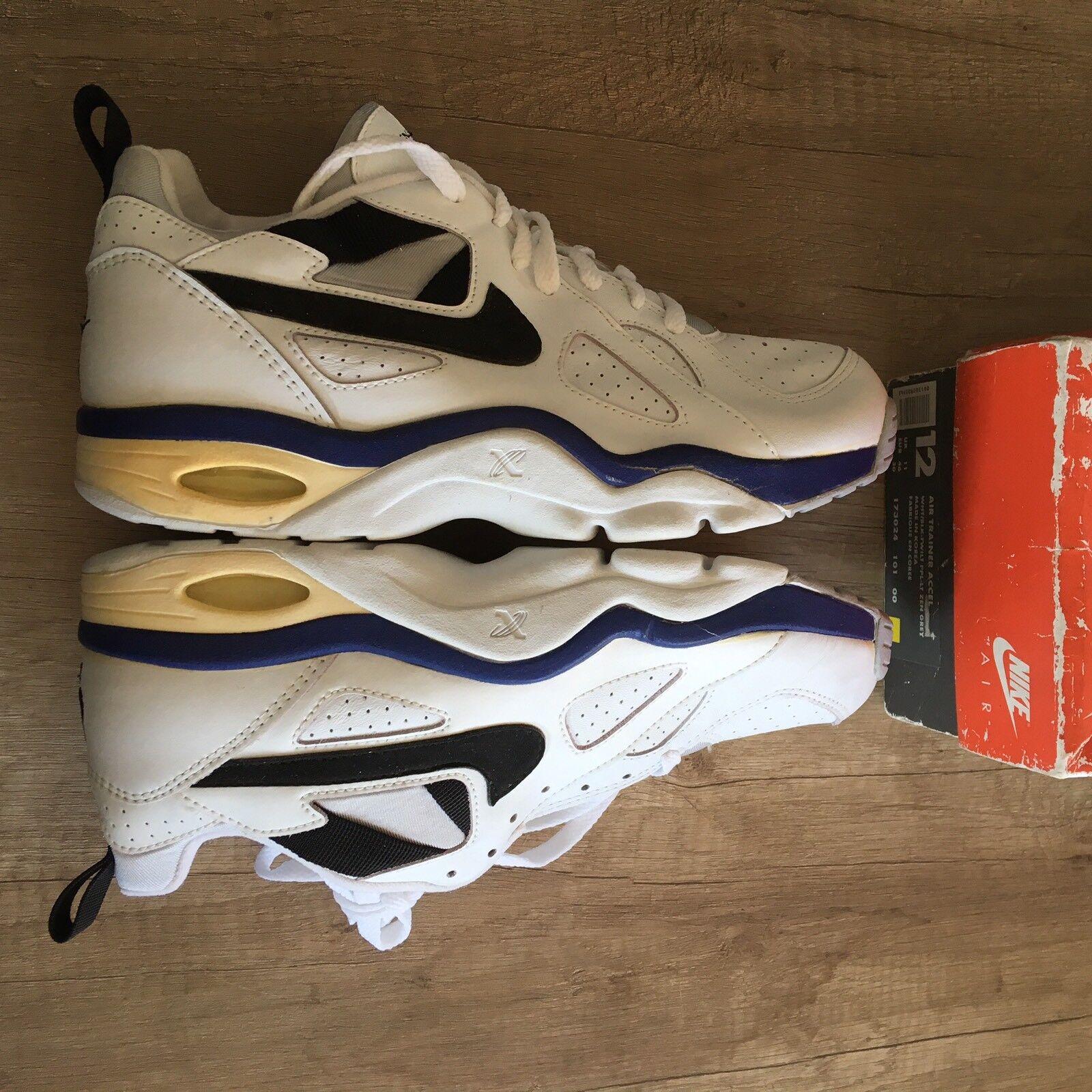 Nike Air Trainer Accel 1993