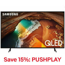 "Samsung QN55Q60RA 55"" Q60 QLED Smart 4K UHD TV (2019 Model)"