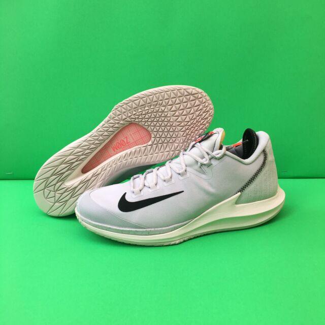 Nike Court Air Zoom Size 14 Mens Zero QS Pure Platinum Tennis Shoes SNEAKERS