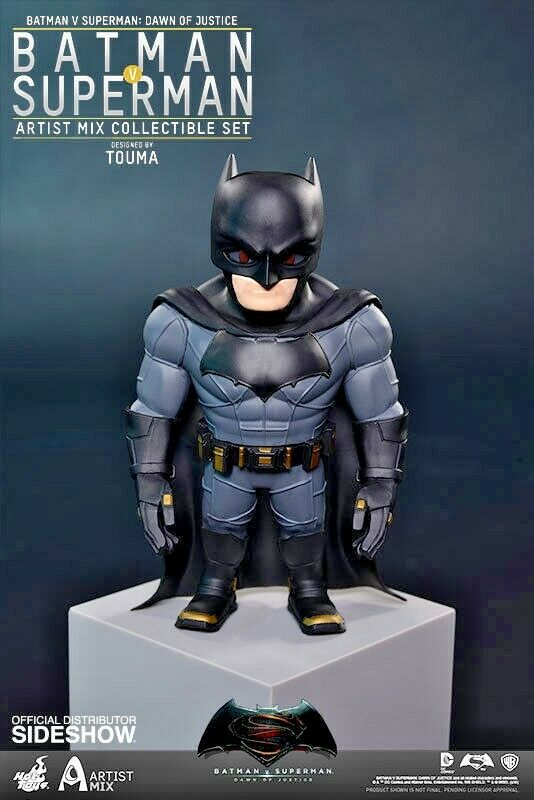 heta leksaker läderlappen mot Superman konstist Mix Figur Dawn of Justice sideshow TOUMA