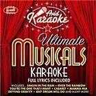 Karaoke - - Ultimate Musicals (2008)