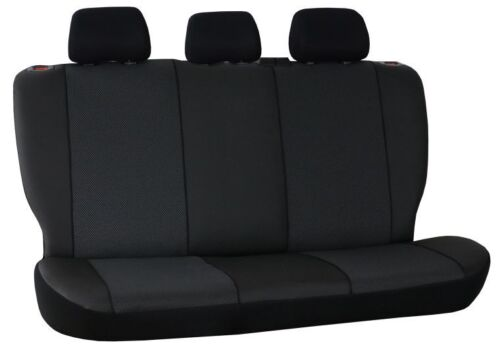 IV  2012-2016 EcoLeather+Fabric Tailored Full Set Seat Covers HONDA CRV Mk4