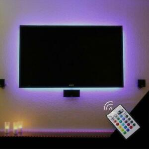 LED TV BACKLIGHT LIGHTNING KIT FOR HDTV WITH REMOTE CONTROL, USB POWERED RGB MULTI COLOR LED LIGHT City of Toronto Toronto (GTA) Preview