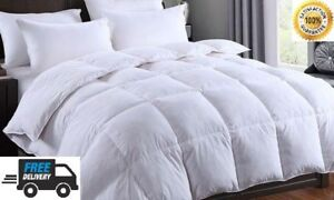 Image Is Loading Duck Feather Duvet 13 5 Tog New Luxury