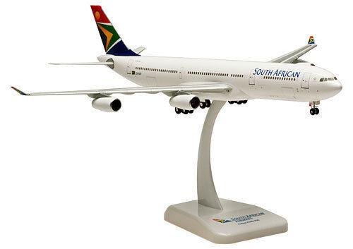 Saa-South African Airways-airbus a340-300 - 1 200 Hogan modelo 0656 nuevo a340