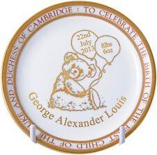 "CAVERSWALL ROYAL BABY 'PRINCE GEORGE OF CAMBRIDGE' DISH 4"" Ltd/Ed. (BIRTH 2013)"