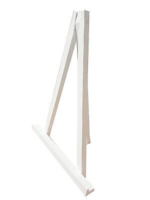 Abile Top Tavolo Treppiede Display Cavalletto Foto Di Nozze Stand A1 Window Expo In Legno Cavalletto- Disabilità Strutturali