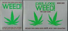 DELUXE WEED AND WEED REGULAR CARD GAME FUN MARIJUANA GAME TO PLAY