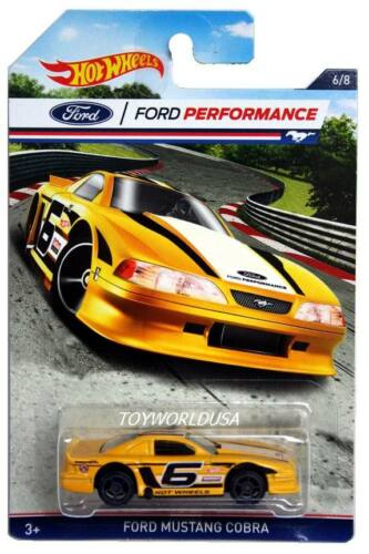 2016 Hot Wheels Ford Performance #6 Ford Mustang Cobra