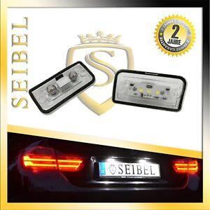 Iluminacion-de-la-matricula-LED-mercedes-clase-c-w203-CLK-c209-w209-CLK-a209-sl-r230