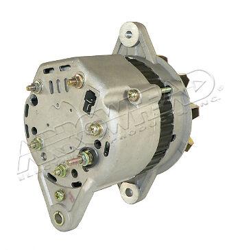 Marine Grade Replacement for Yanmar 128270-77200 2GM Alternator 12V 35A