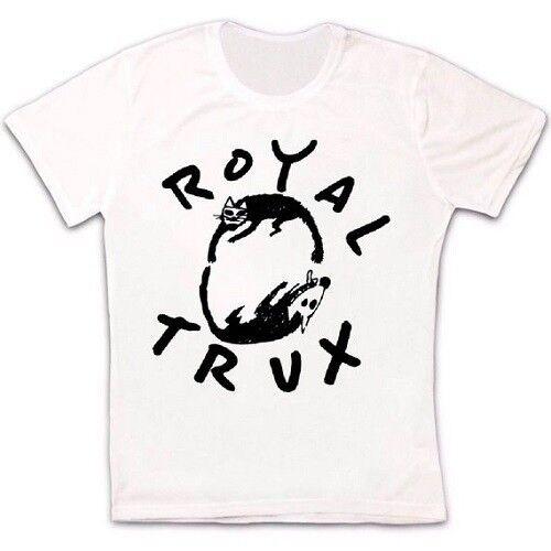 Royal Trux Garage Blues Rock Retro Vintage Hipster Unisex T Shirt 1242