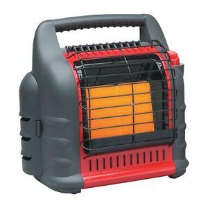 NIB**Mr Heater Big Buddy Portable Propane Heater Dual-Heating System