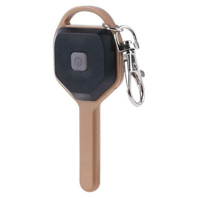 LED Flashlight Mini Key Lamp Key-chain Torch Night Light Portable Compact Bright