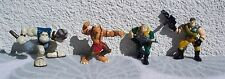 SMALL SOLDIERS ACTION FIGURES LOT 4 CHIP HAZARD GORGONITES KIP ARCHER SLAMFIST