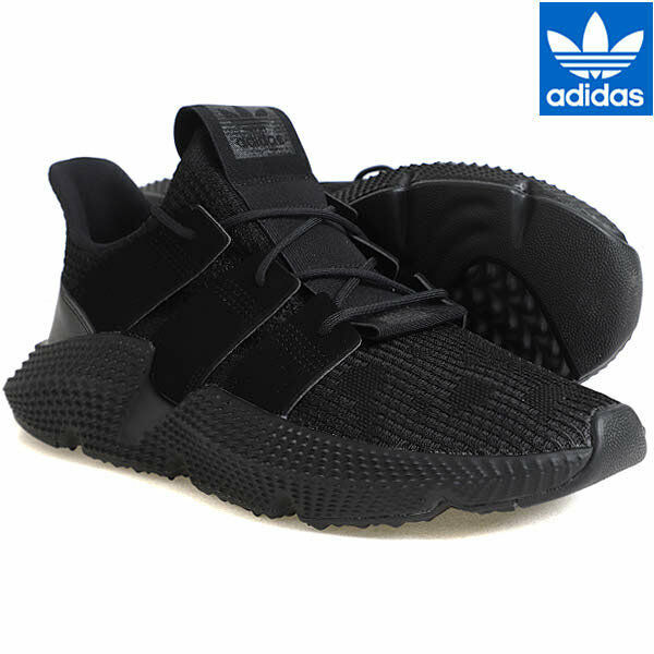 Prophere Core Black DB2706, Retro Knit Running shoes Sports Sneakers