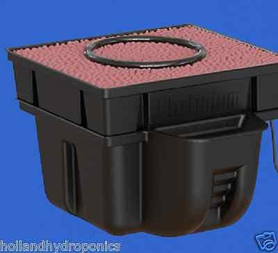 Platinium Hydroponic System - Hydro Grower 40x40cm pot water pump kits set up