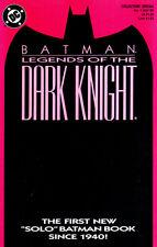 BATMAN Legends of the Dark Knight (1989) #1 - Back Issue