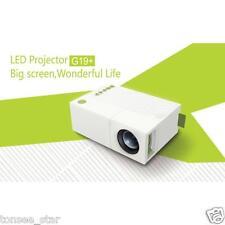 1080P HD LED Home MulitMedia Theater Cinema USB TV VGA SD HDMI Mini Projector