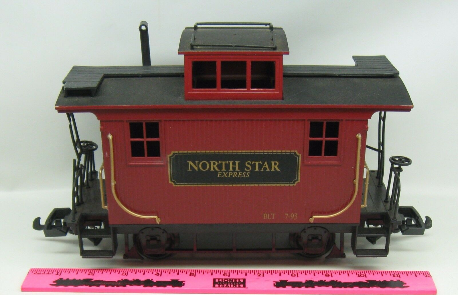 Bachmann  North Star Express Caboose