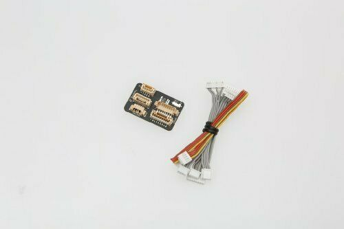 Details about  /New For DJI Phantom 2 FPV Cable And Hub DJ Innovations Part 9 Connector US