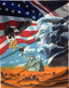 Original-Donald-Trump-Oil-Painting-By-World-Renown-Artist-Hector-Monroy-30x40