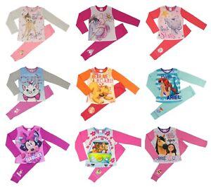 Girl Disney Princess Little Mermaid Tatty Teddy Tinkerbell My Little Pony Pyjama