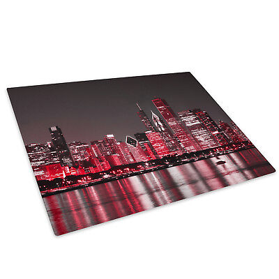 New York City Tempered Glass Chopping Board
