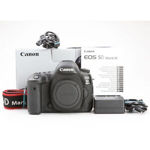 Canon EOS 5d Mark IV + 200 k Scatti + Buono (228851)