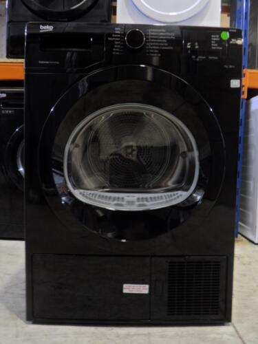DHR73431 PTD Beko DHR73431B Black Heat Pump Condenser Tumble Dryer 7 KG A+