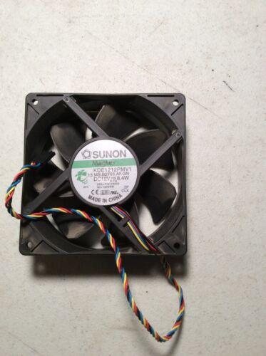 SUNON MagLev KDE1212PMV1 DC 12V 0.7 A Fan 120x120x38mm 127 CFM