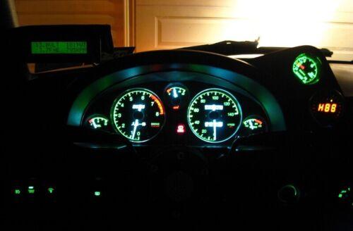 Green Cluster LED Bulb kit 1990-1997 MX-5 Mazda Miata