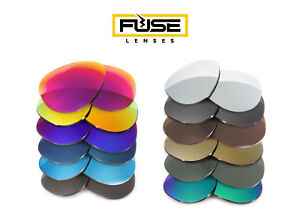 2a731deeb6 Details about Fuse Lenses Polarized Replacement Lenses for Ray-Ban RB3342  Warrior (60mm)