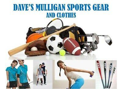 DAVE'S MULLIGAN SPORT GEAR/CLOTHES