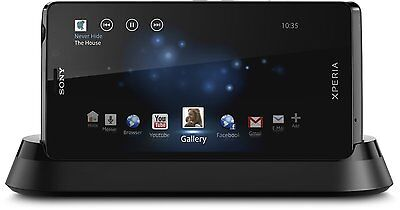 Sony Smart Media HDMI TV Dock Station for Sony Xperia T - Black DK23 - BRAND NEW