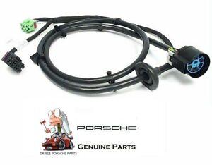 Genuine Porsche Cayenne 2011-2018 Trailer Hitch Wire Wiring Harness | eBayeBay