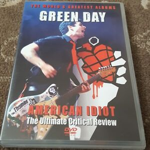 WORLDS-GREATEST-ALBUMS-GREEN-DAY-AMERICAN-IDIOT-CRITICAL-REVIEW-DVD