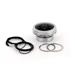 Zykkor-Magnetic-Fisheye-0-2X-Wide-180-degr-Lens-for-Digital-Camera-17-27mm-Large