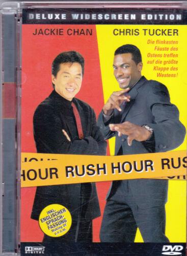 1 von 1 - Rush Hour - DvD - Jackie Chan - Chris Tucker - Deluxe Widescreen Edition