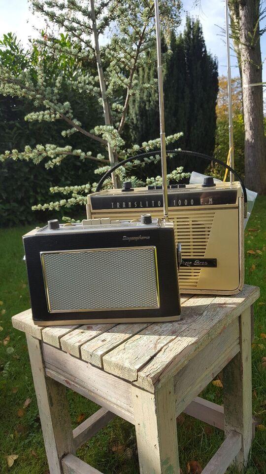 Transistorradio, Andet, Perfekt
