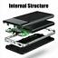 miniature 8 - Qi Wireless Power Bank  Backup Fast Portable Charger External Battery 900000mAh