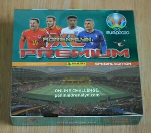 Panini-Adrenalyn-XL-Uefa-Euro-EM-2020-1x-Display-Premium-Booster-Limited-Edition