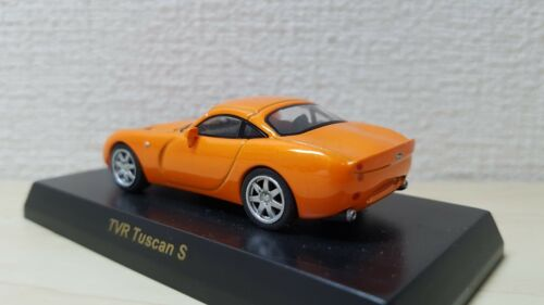 1//64 Kyosho TVR TUSCAN S ORANGE diecast car model