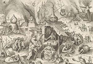 Framed-Print-7-Deadly-Sins-GREED-by-Pieter-Bruegel-the-Elder-1558-Picture