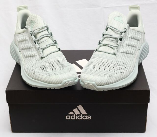 various colors 4f16a 02535 adidas AlphaBounce CR CC Mens Running Shoes Sneakers Ash Green Size 10.5  NEW